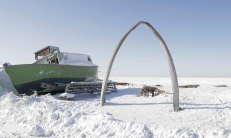 What happened to winter? Vanishing ice convulses Alaskans' way of life