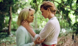 Passionate … Vanessa Paradis and Kate Moran in Knife + Heart