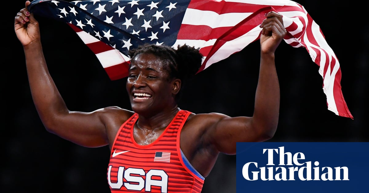 'She's getting a food truck': Mensah-Stock to spend Olympic prize money on her mom