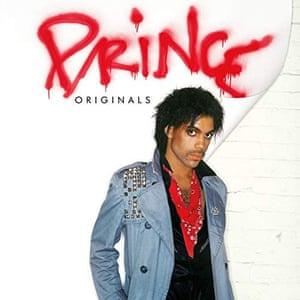Prince: Originals album artwork