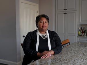 Yolanda Lawson, photographed at her home in Pleasant Grove in February 2020. She was elected to city council on Tuesday.