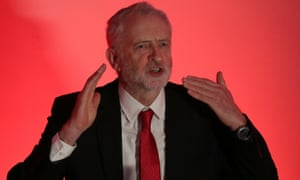 Jeremy Corbyn: 'The positions that he takes matter, here and abroad. They matter a lot'