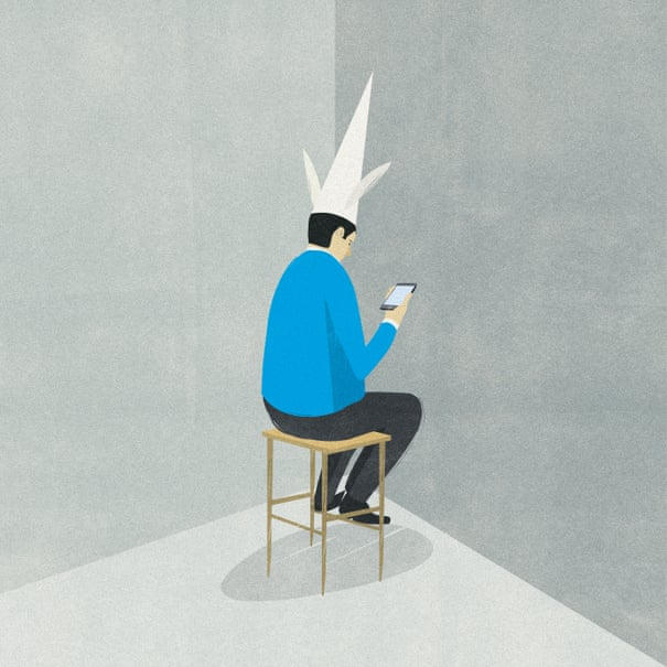 The lost art of concentration: being distracted in a digital