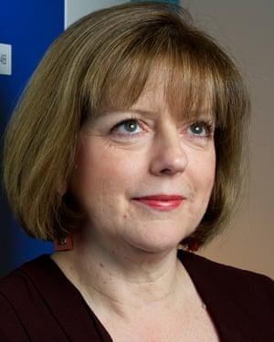 Jane Cummings, chief nursing officer for England.