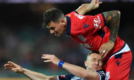 Adelaide United coach laments lack of killer instinct against Melbourne Victory