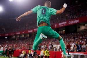 Sevilla 0 1 Real Madrid La Liga Live Football The Guardian