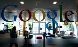 Google company headquarters in London