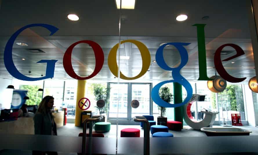 Google's UK HQ in London