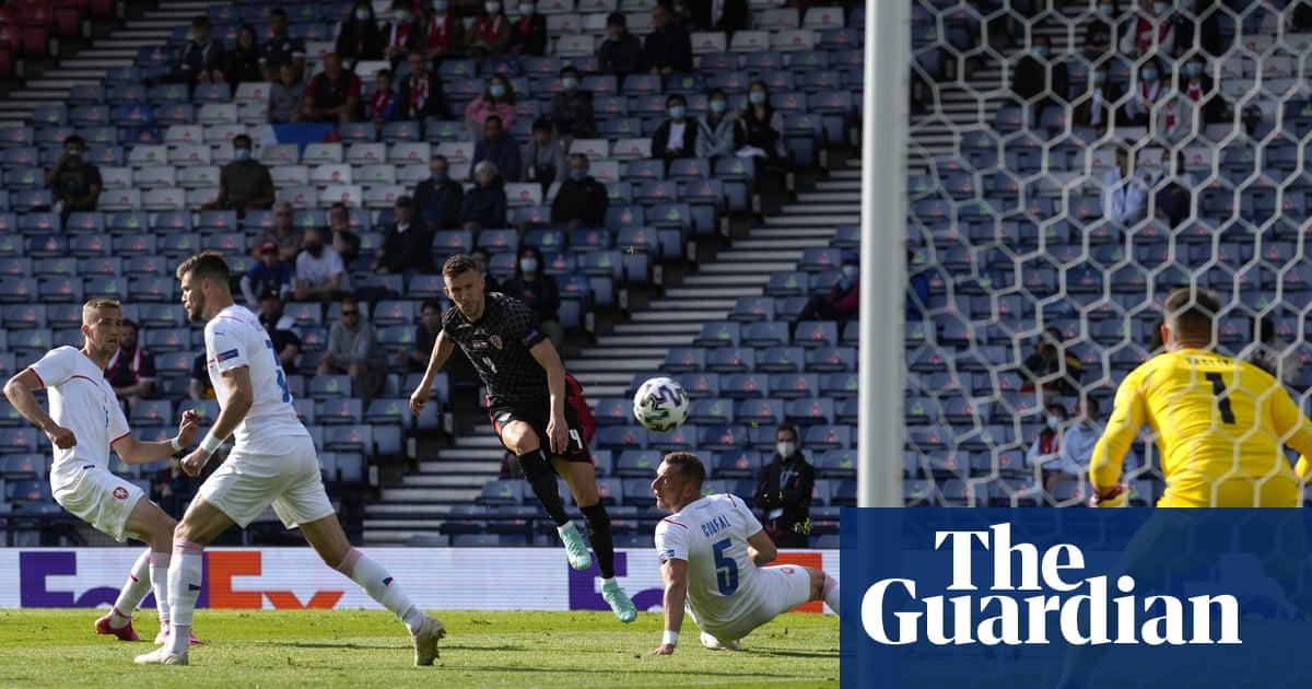 Ivan Perisic magic earns Croatia point after disputed Czech Republic penalty