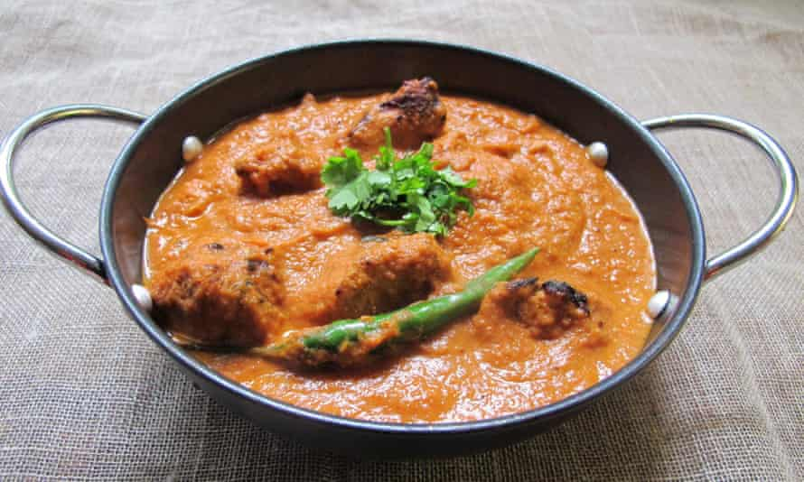 "Instead of the sugary-sweet pumpkin spice, consider garam masala, one of the key ingredients in <a href=""http://www.theguardian.com/lifeandstyle/wordofmouth/2014/apr/24/how-to-cook-perfect-chicken-tikka-masala"">tikka masala</a>, pictured above"