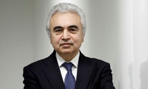 Fatih Birol, executive director of the International Energy Agency