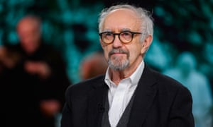 Jonathan Pryce, who is starring in Terry Gilliam's The Man Who Killed Don Quixote.