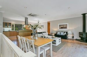 An Aldgate property going for a touch over $1m.