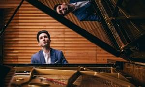 Emmanuel Despax, pianist