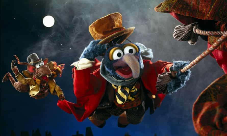 Rizzo and Gonzo in The Muppet Christmas Carol.
