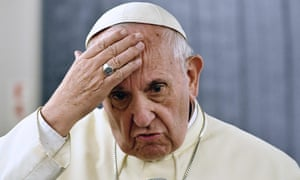 a88883c9639 Pope Francis has utterly failed to tackle the church's abuse scandal ...