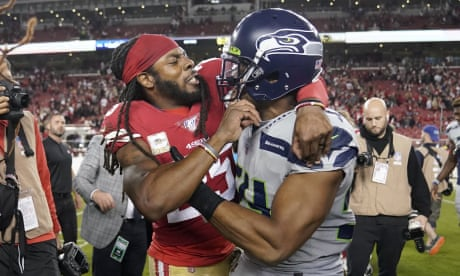 The 49ers-Seahawks rivalry has been reborn, with one big casting change