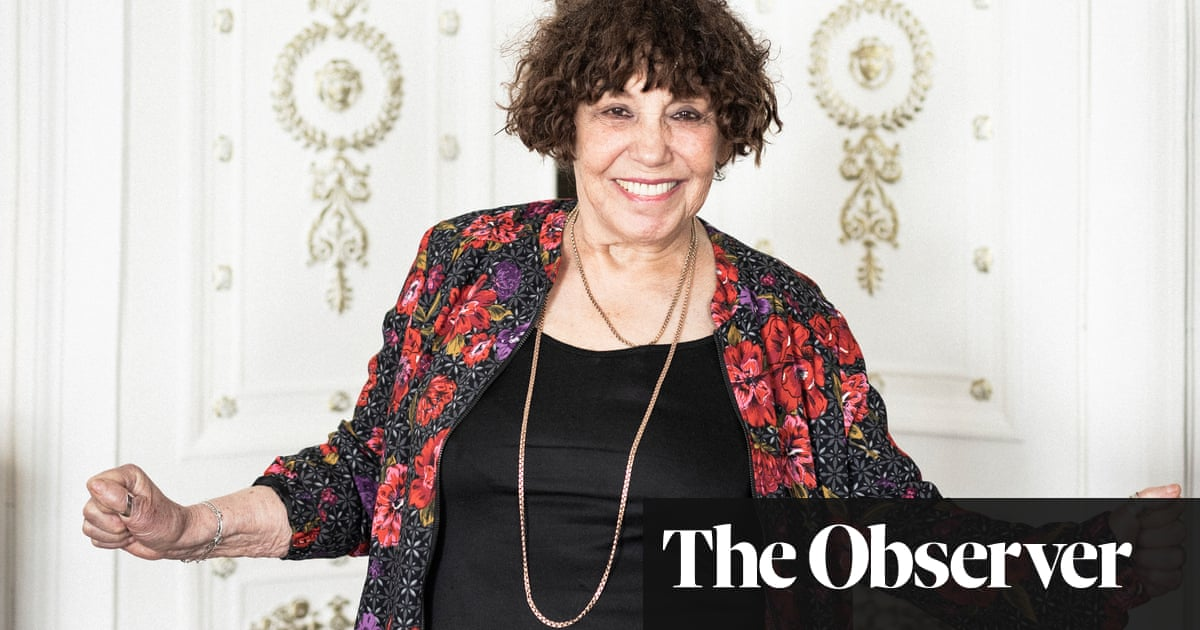 'I wasn't what you'd call sensible': a walk on the wild side with Call My Agent's Liliane Rovère