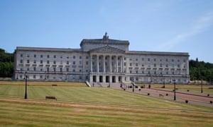 Parliament Buildings, Stormont Estate, Belfast