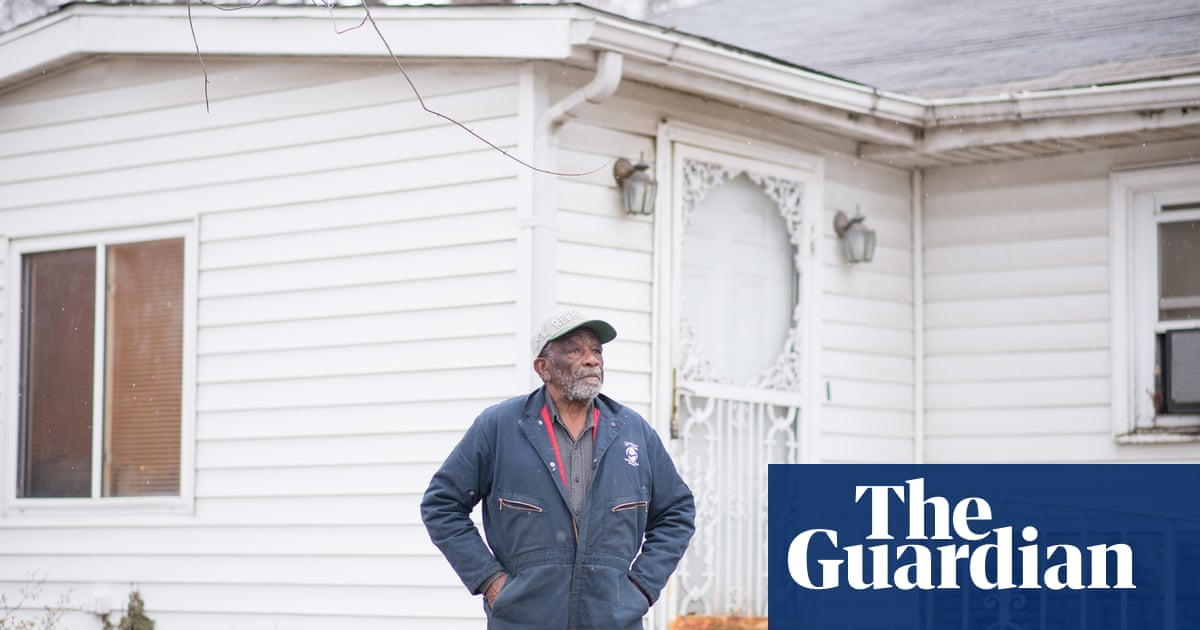 'If white people were still here, this wouldn't happen': the majority-Black town flooded with sewage