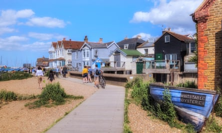 Whitstable, Kent, England