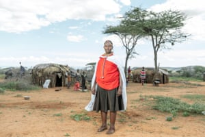 Janina in Kenya