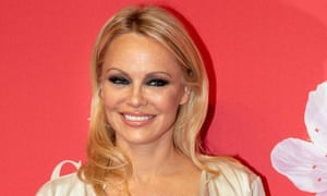 From red swimsuit to yellow vest: Pamela Anderson made her name as the star of Baywatch but for years has been an outspoken political campaigner.