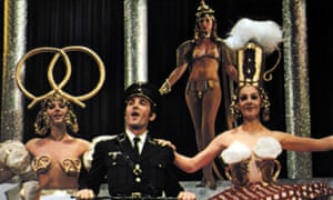 Springtime for Hitler: The Producers.