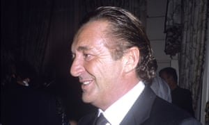 Gérald Marie during the Elite Model Look 2006 ceremony at the Ritz in Paris.