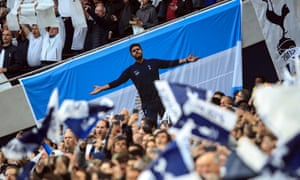 An image of Mauricio Pochettino, who is close to securing another top-four finish for Tottenham and still has a chance of reaching the Champions League final.