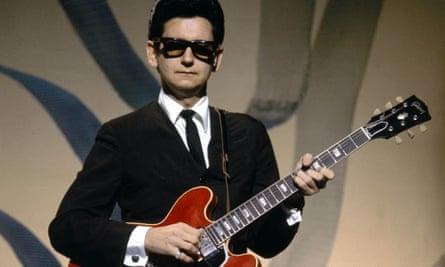 Roy Orbison, set to return to UK stages.