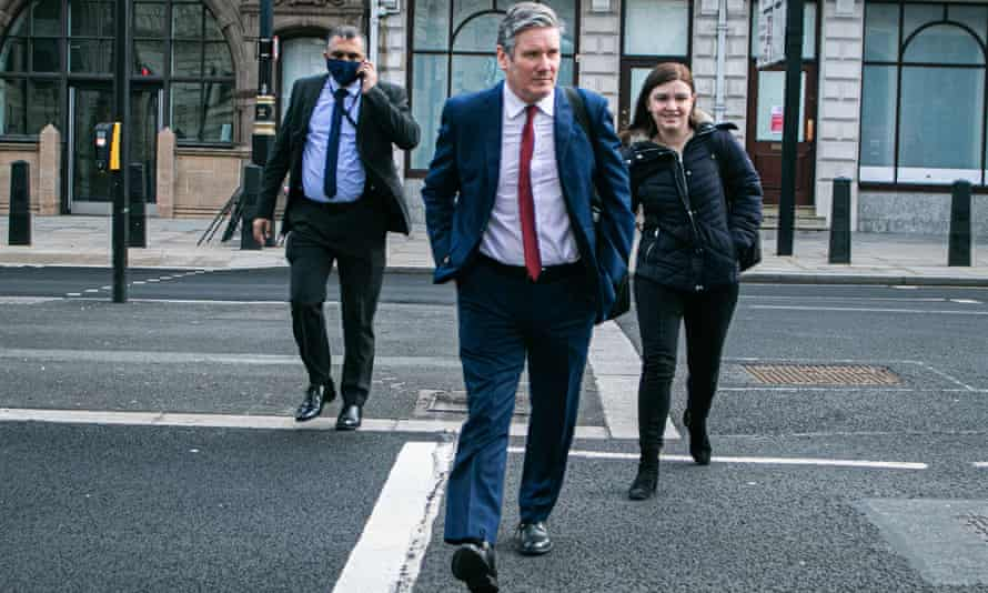 Starmer's stance has prompted some unease within his shadow cabinet.
