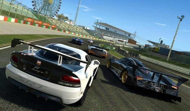 10 Of The Best Racing Games For Android Iphone And Ipad Games