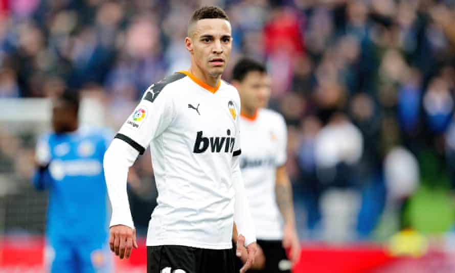 Rodrigo is the latest of a number of players to be sold by Valencia this summer.