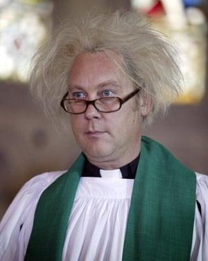 Reeves as the Vicar.