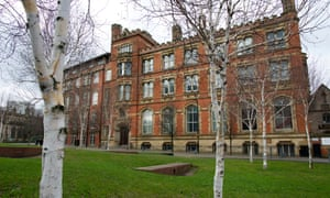 Chetham's School of Music in Manchester.
