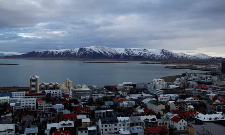 Reykajivik, where citizens can go online to make decisions about how local resources are allocated.