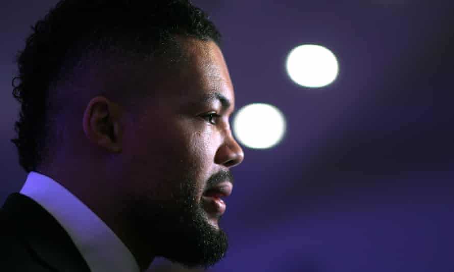 Joe Joyce: 'Sadiq Khan used to be in the gym with his son doing boxing, and he actually advised me to go for the Olympics.'