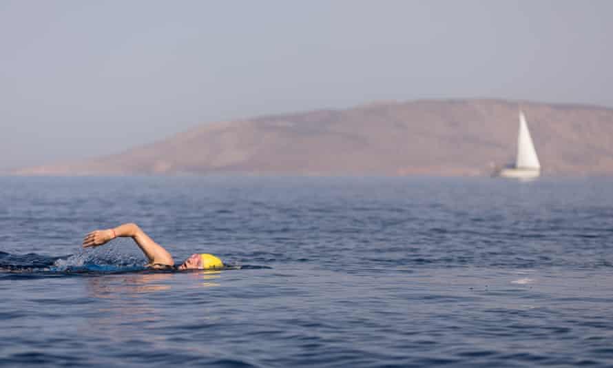 SwimTrek Greek Cyclades