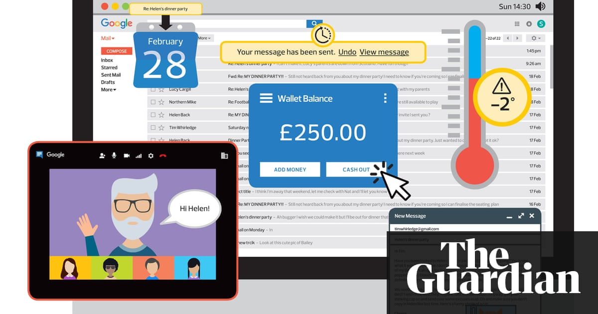 Twelve ways to make yourself a gmail genius technology the guardian are you getting the most out of and into your inbox solutioingenieria Images