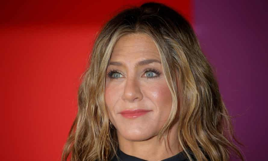 'Selling herself as the expert would be a challenge' … Jennifer Aniston.