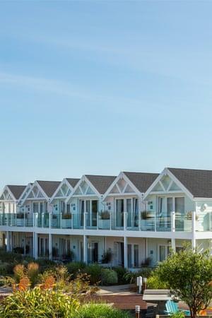 Corton Coastal Village