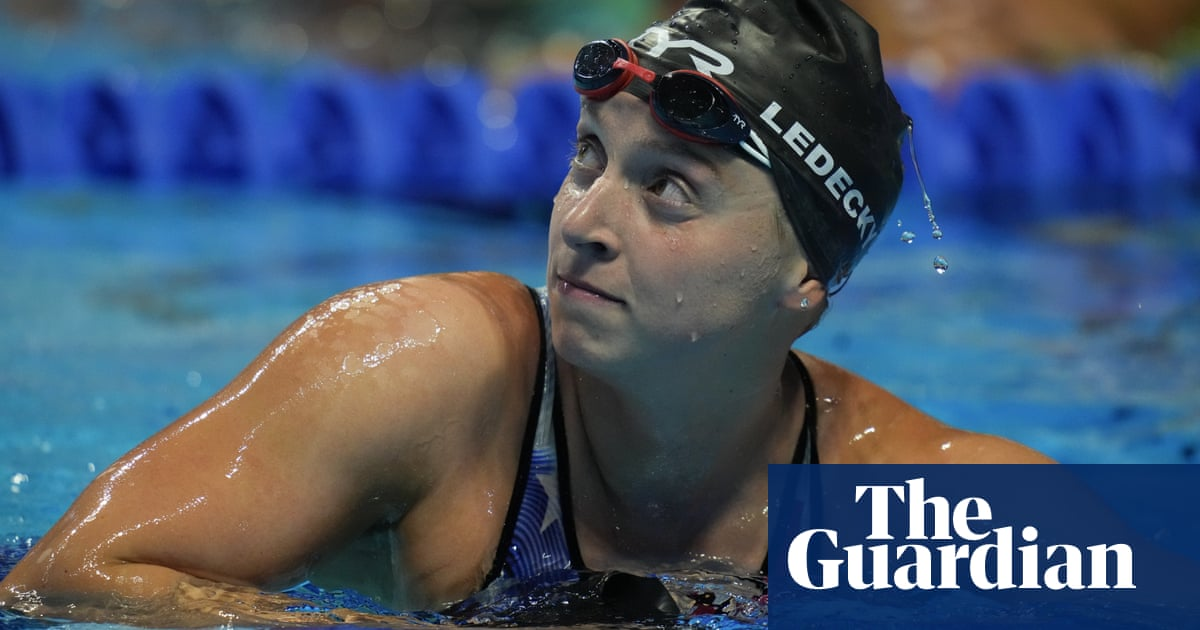 Katie Ledecky wins 1500m free 70 minutes after 200m at US Olympic trials