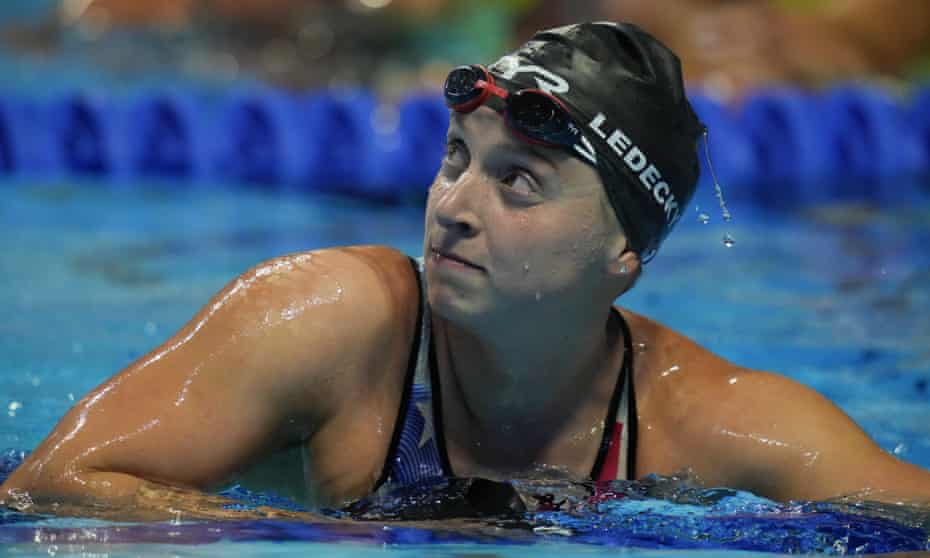 Katie Ledecky is set to be one of the most dominant athletes at the Tokyo Olympics