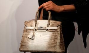 A Hermès Birkin