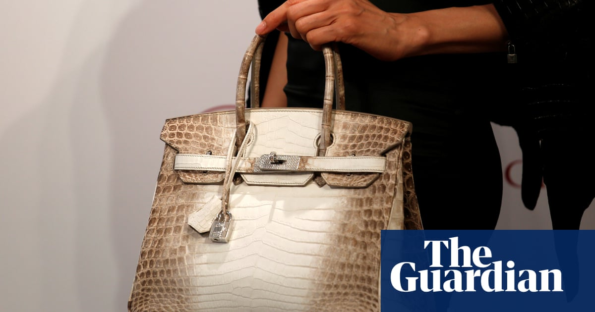 c37889bc40 Prices go through the roof at Christie s handbag auction. A Hermès or a  Birkin ...