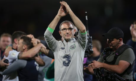 Martin O'Neill is in the managerial elite even if a top job eludes him | Daniel Taylor