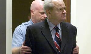 Slobodan Milosevic The Hague