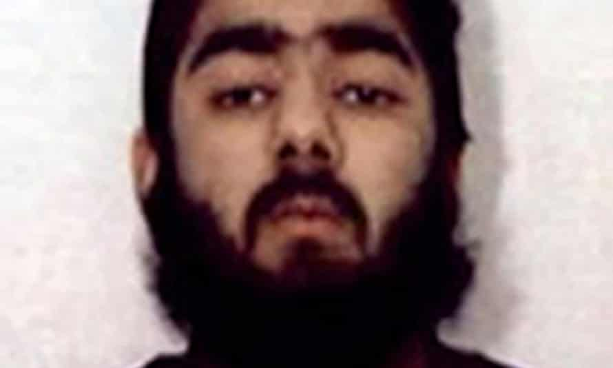 Undated handout photo issued by West Midlands Police of Usman Khan.
