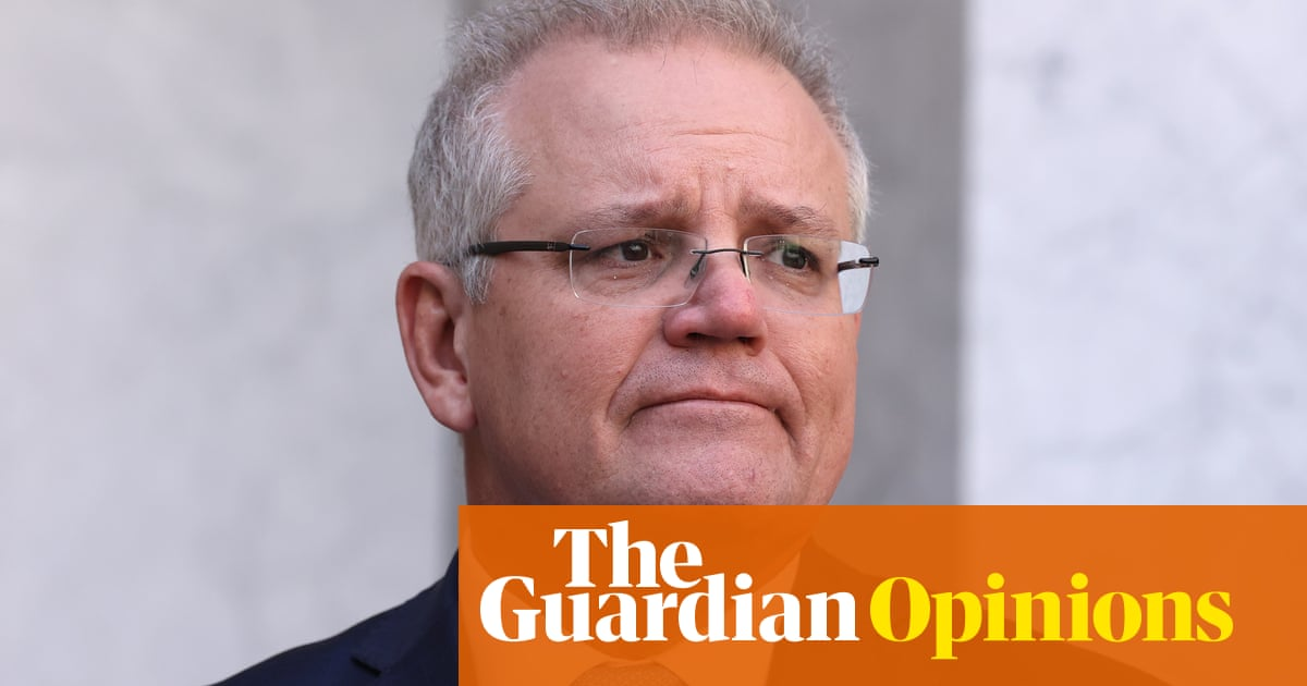 Scott Morrison gives masterclass in political malleability over aged care Covid deaths – The Guardian